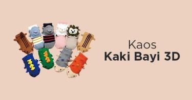 Kaos Kaki Bayi 3D