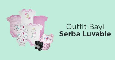 Outfit Bayi Luvable