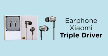 Xiaomi Triple Driver in Ear