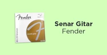 Senar Gitar Fender
