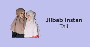 Jilbab Instan Tali
