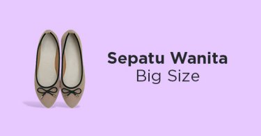 Sepatu Wanita Big Size