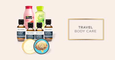 Travel Body Care