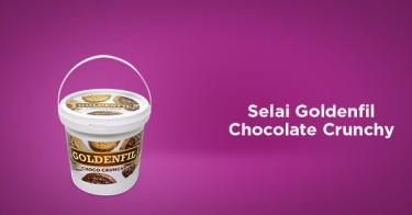 Selai Goldenfil Chocolate Crunchy