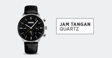 Jam Tangan Quartz Pria