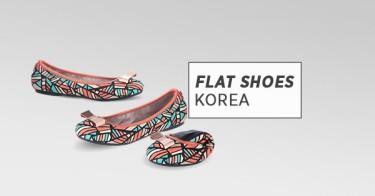 Flat Shoes Korea