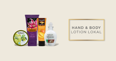 Hand & Body Lotion Lokal