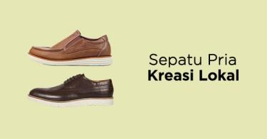 Koleksi Sepatu Brand Lokal