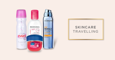 Skin Care Travelling