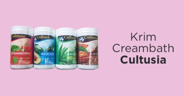 Krim Creambath Cultusia