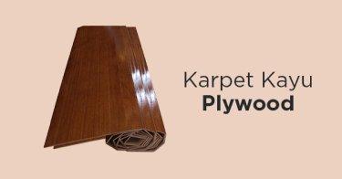 Karpet Kayu Plywood