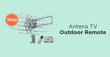 Antena TV Outdoor dengan Remote