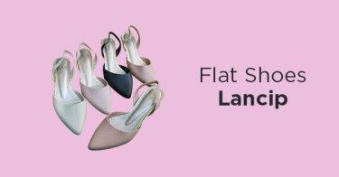Flat Shoes Lancip