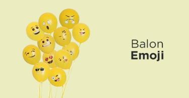 Balon Emoji