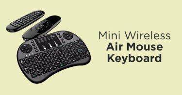 Mini Wireless Air Mouse Keyboard