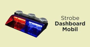 Lampu Strobo Dashboard Mobil