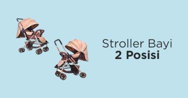Stroller Bayi 2 Posisi