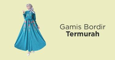 Gamis Bordir