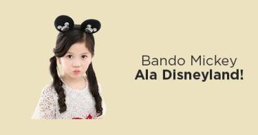 Bando Mickey Anak