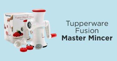 Tupperware Fusion Master Mincer