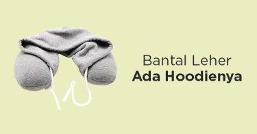 Bantal Leher Hoodie