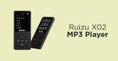 Ruizu X02 MP3 Player