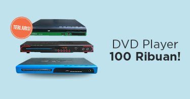 DVD Player 100 Ribuan