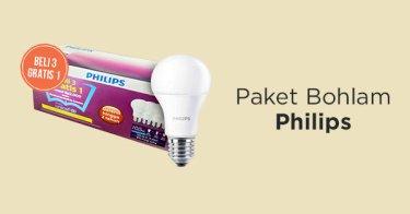 Paket Bohlam Philips