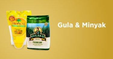 Gula & Minyak