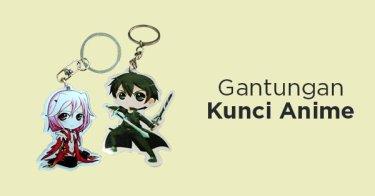 Gantungan Kunci Anime