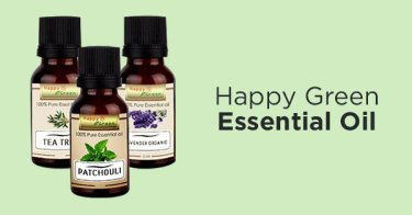 Happy Green Essential Oil