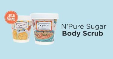 N'Pure Sugar Body Scrub
