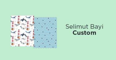 Selimut Bayi Custom