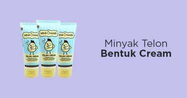 Minyak Telon Cream Bayi