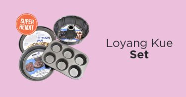 Loyang Kue Set