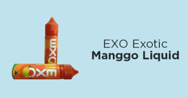 EXO Exotic Mango Liquid