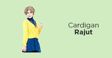 Cardigan Rajut Wanita