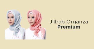 Jilbab Organza