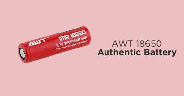 AWT 18650 Authentic Battery