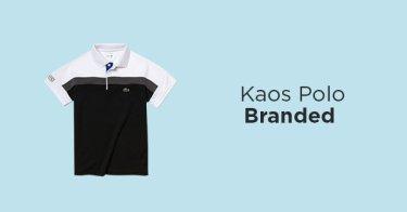 Kaos Polo Branded