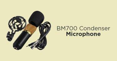BM700 Condenser Microphone