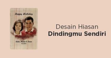 Hiasan Dinding Custom