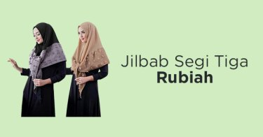 Jilbab Segi Tiga Rubiah