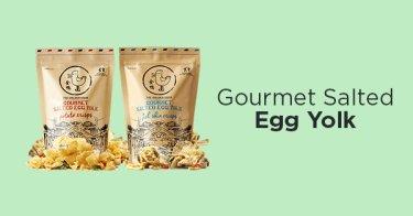 Gourmet Salted Egg Yolk