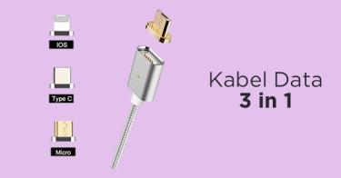 Kabel Data 3 in 1