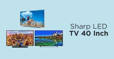 Sharp LED TV 40 Inch