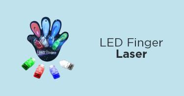 LED Finger Laser