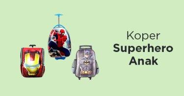 Koper Superhero Anak