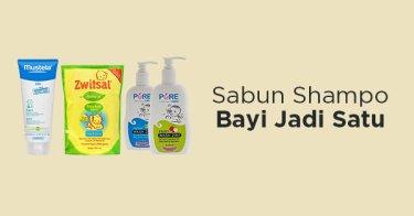 Shampo Sabun Bayi 2in1