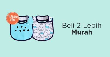 Celemek Bayi 2in1